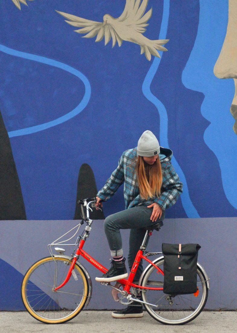 Mini Squamish Sacoche Vélo sac à dos MeroMero
