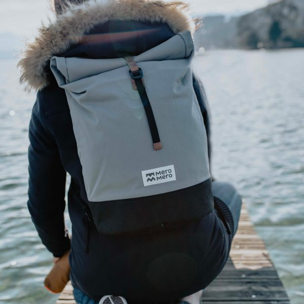 Alice Gastine Annecy MeroMero Mini Squamish backpack