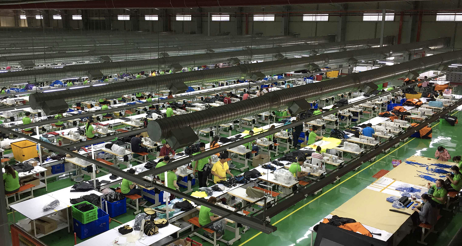 Vietnam factory overview