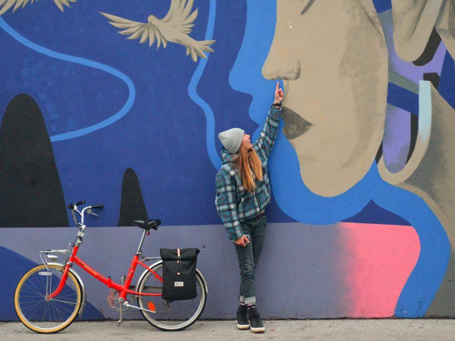 Capucine Mini Squamish sacoche vélo MeroMero