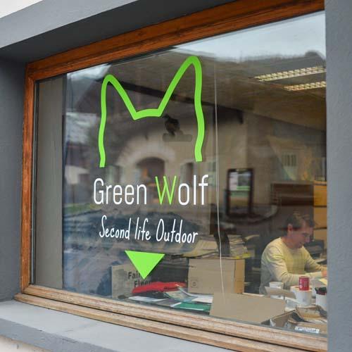 Greenwolf second life outdoor reparation sac meromero