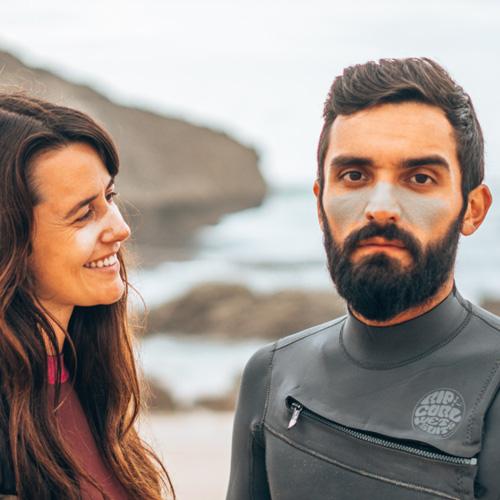 VanlifeGoesOn Couple Surf