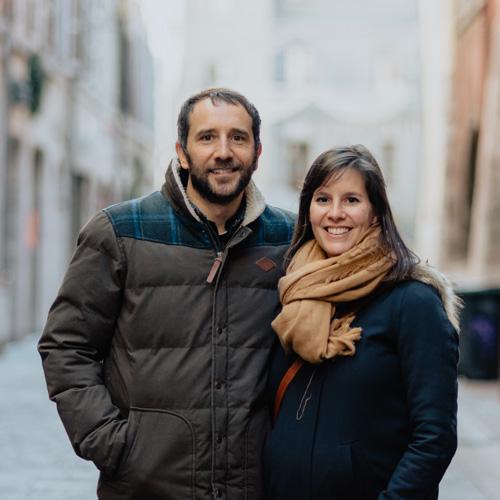 Ismael Khelifa et Alice Gastine Annecy MeroMero