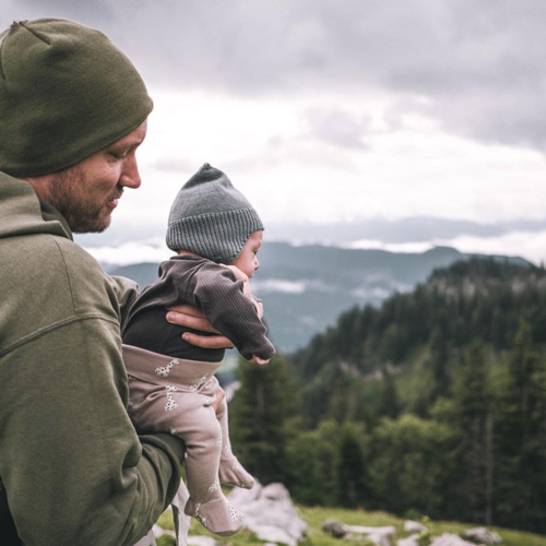 Bébé des montagnes