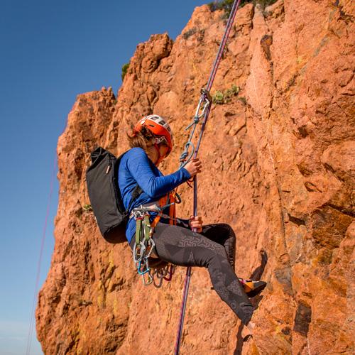 Sac à Dos squamish pour l'escalade grimpe